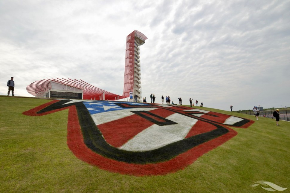Холм Хейдена, Circuit of the Americas