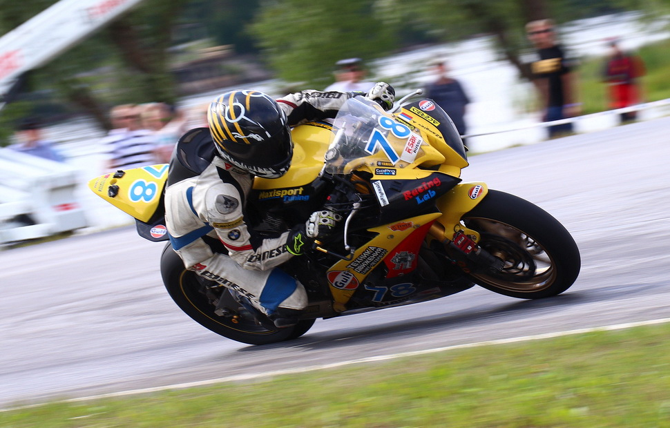 Артур Зангиев, IRRC Supersport