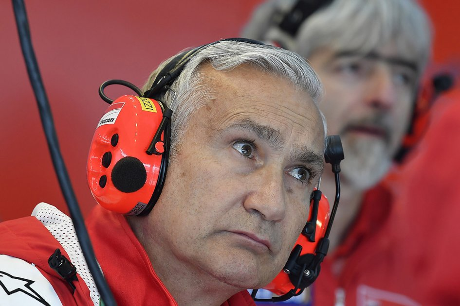 Давиде Тардоцци, менеджер Ducati Factory Team MotoGP