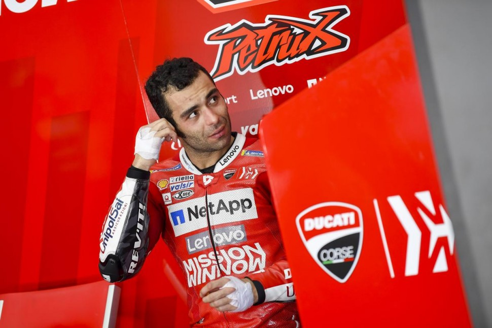 Данило Петруччи, Ducati Factory Team MotoGP