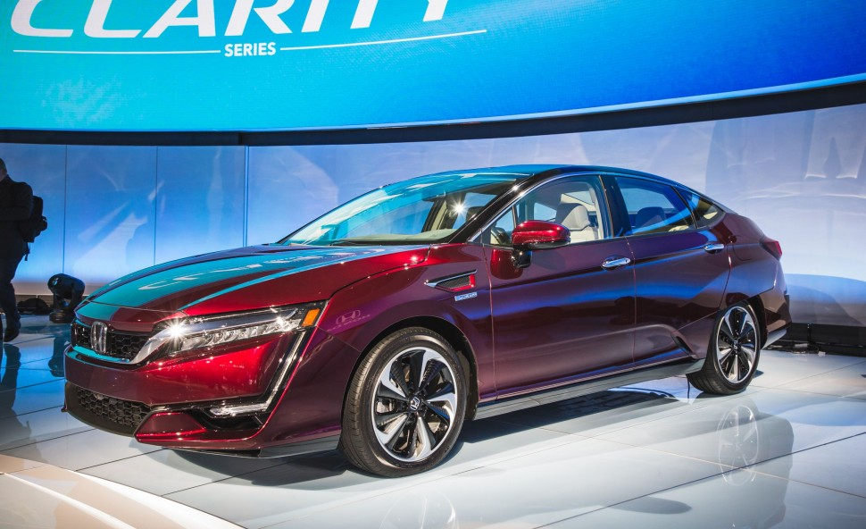 Honda Clarity Fuel Cell (2019)