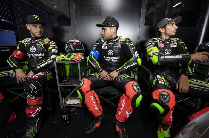Kawasaki Racing Team на Suzuka 8 Hours 2019