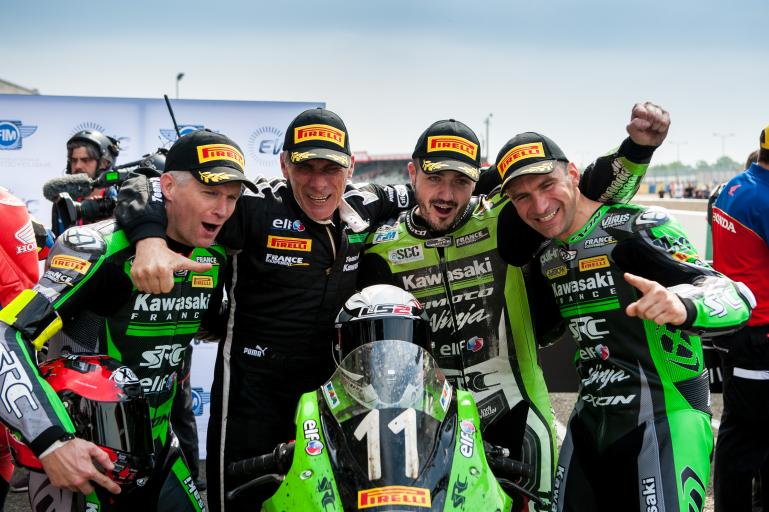Команда SRC Kawasaki стала чемпионом World Endurance сезон 2018/19