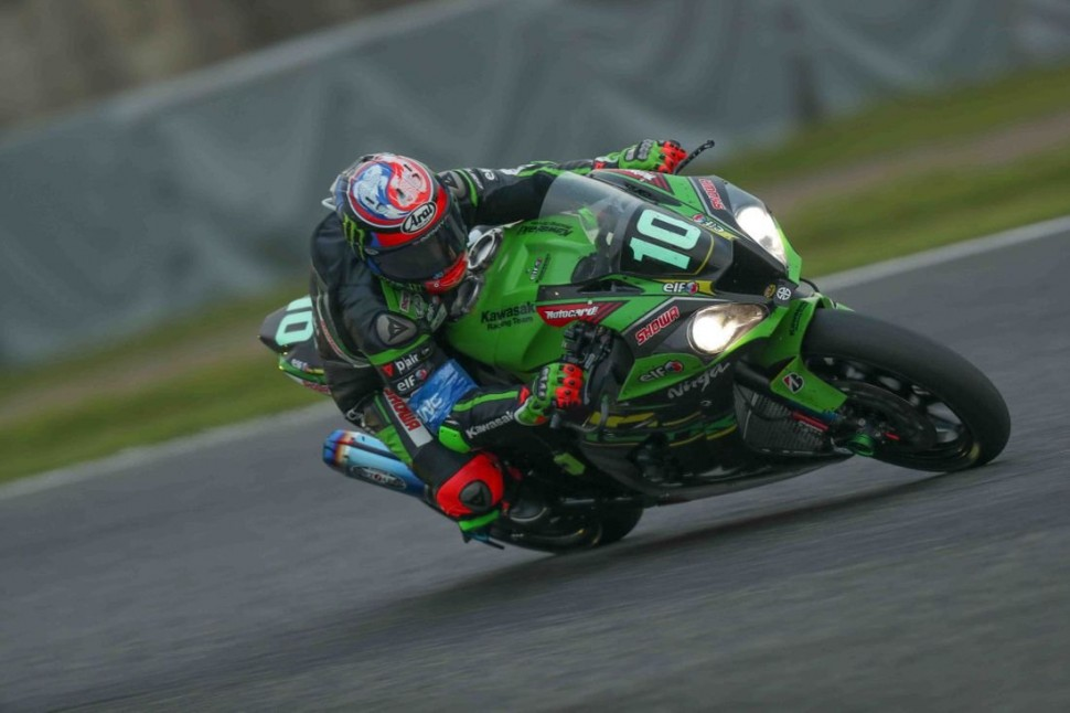 Kawasaki Racing Team признана победителем Suzuka 8 Hours!