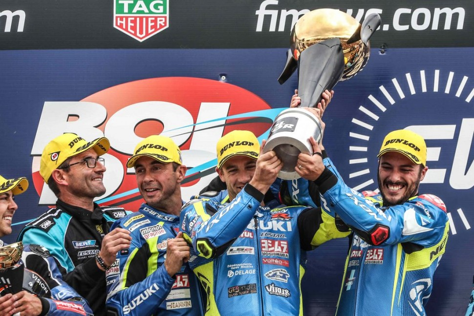 Suzuki Endurance Racing Team выиграла Bol d′Or