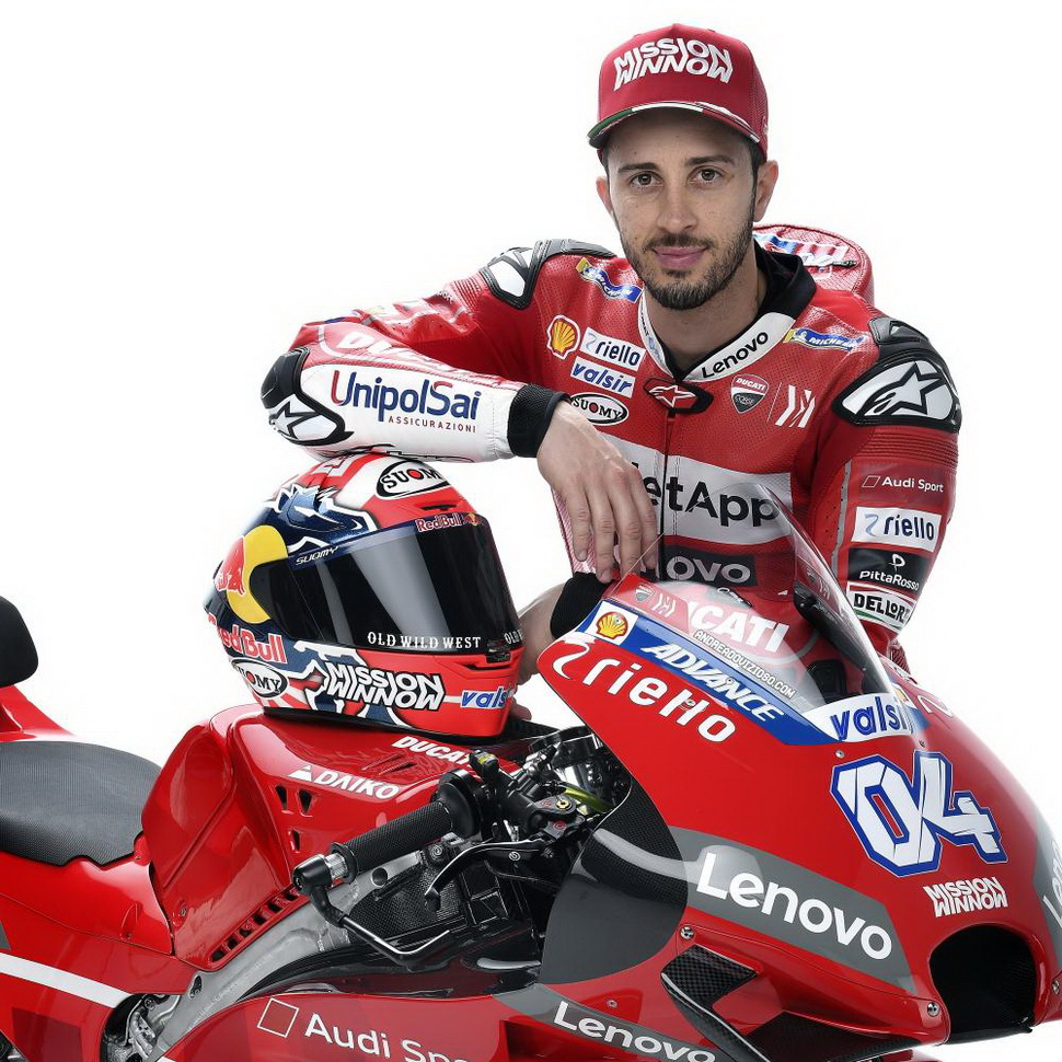 Андреа Довициозо, Mission Winnow Ducati Team MotoGP