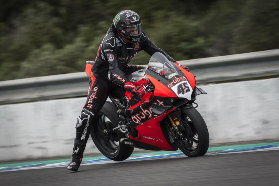 Скотт Реддинг, новобранец Aruba.it Racing Ducati WSBK