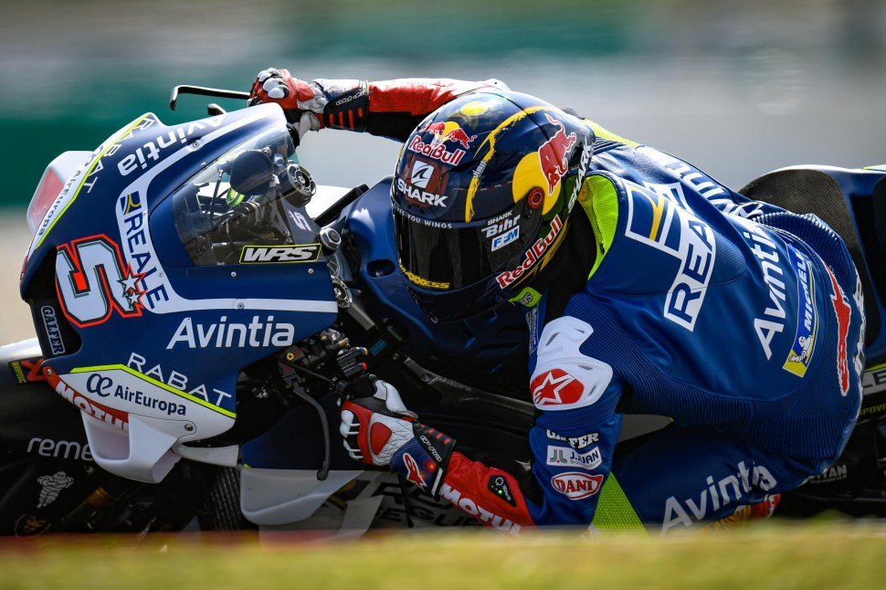 Жоан Зарко на борту Avintia Racing Ducati GP19