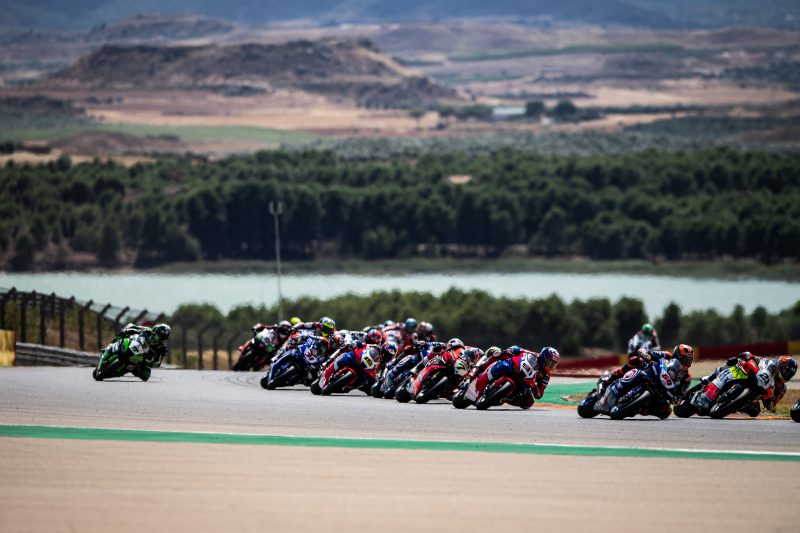 World Superbike на Motorland Aragon
