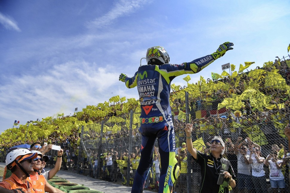 VR46: Home sweet home!