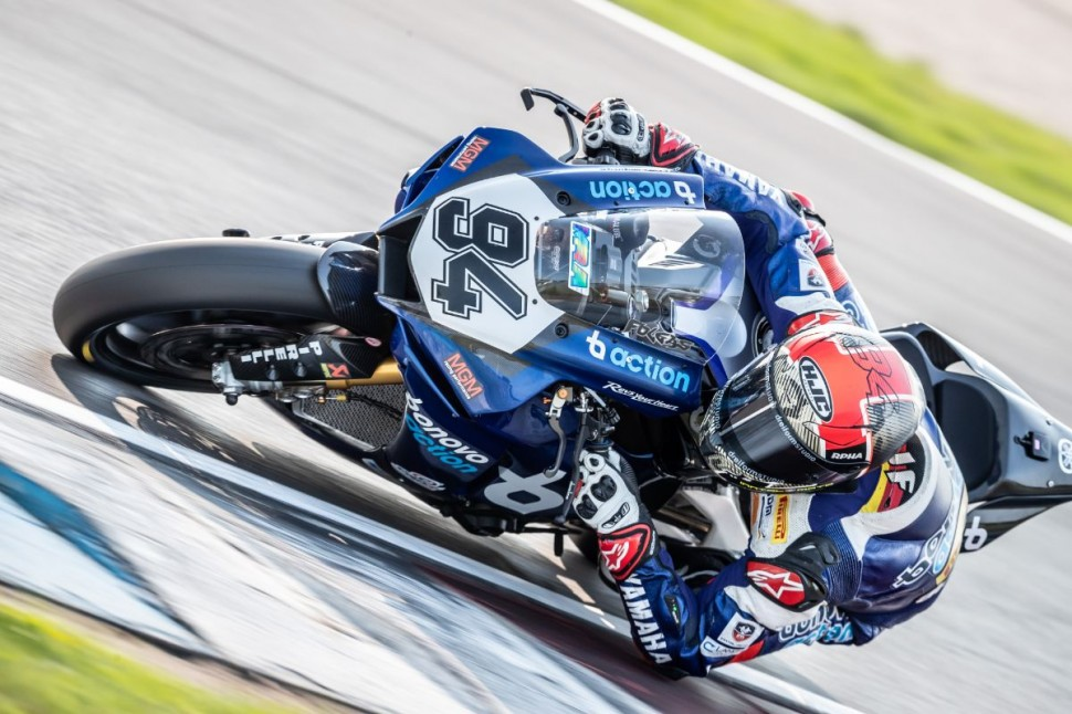Йонас Фольгер, IDM Superbike, MGM Racing Yamaha дебютирует по wildcard в World Superbike