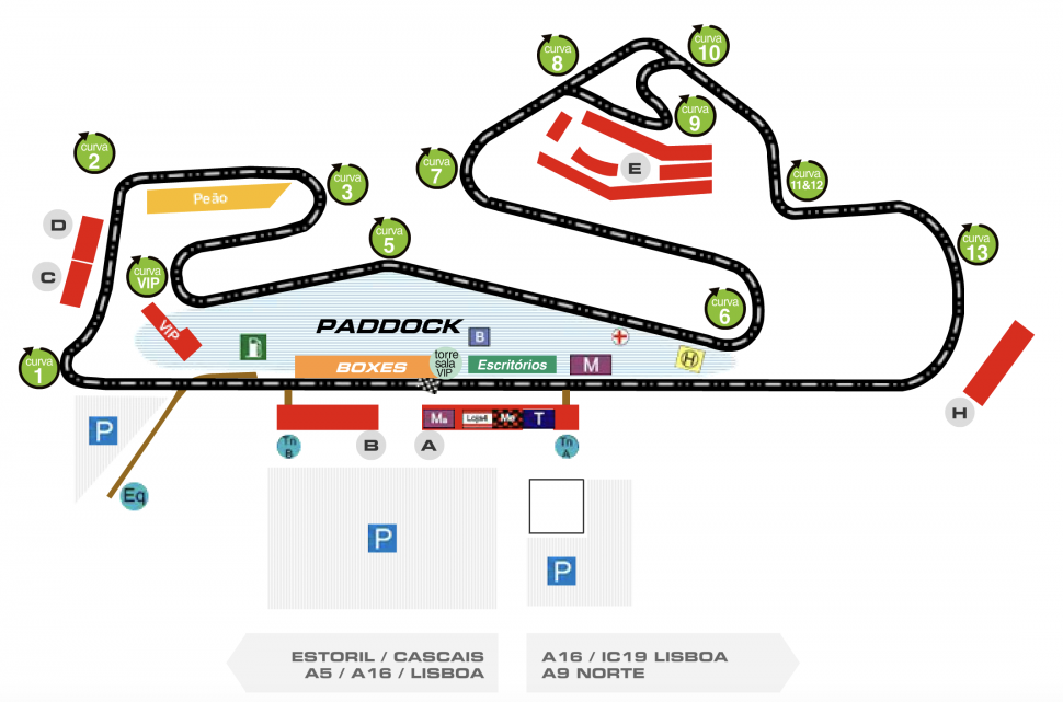 Circuit de Estoril
