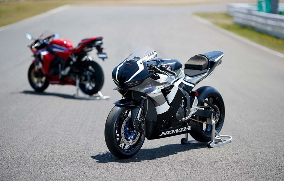 Honda CBR600RR (2021) Race Base