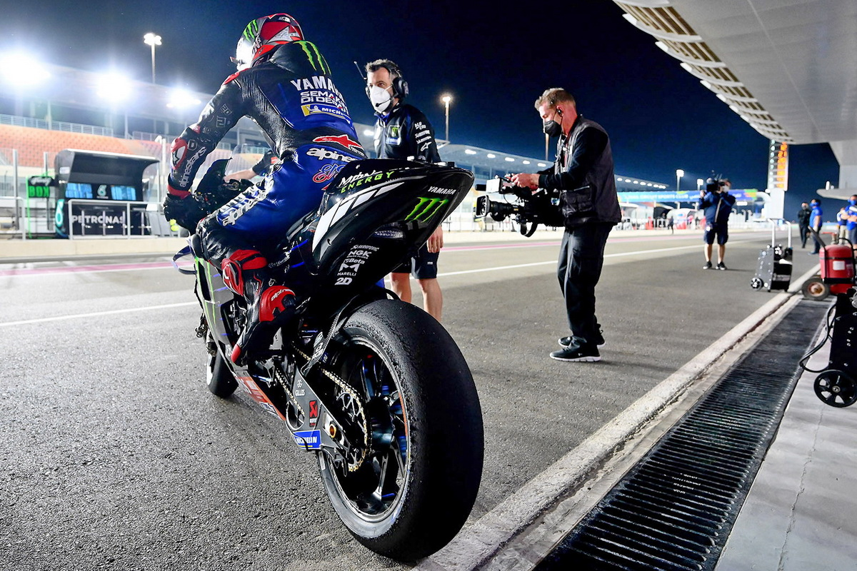 Фабио Куартараро, Monster Energy Yamaha MotoGP