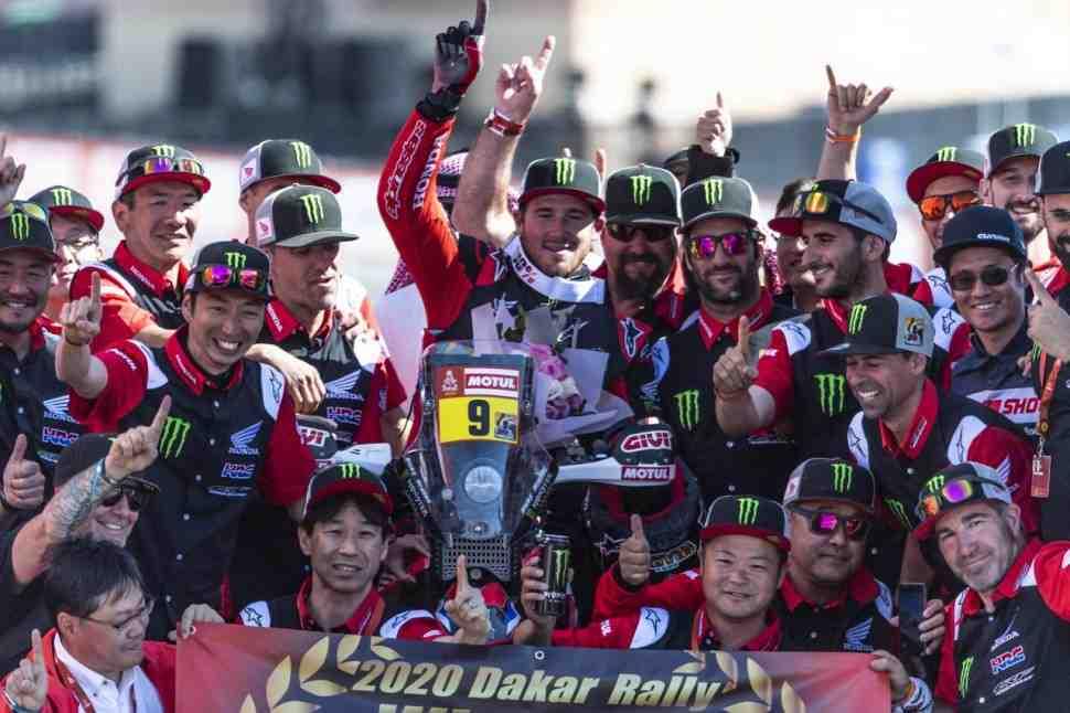 Дневники ралли Дакар-2021: основные претенденты на победу - класс Мотоциклы