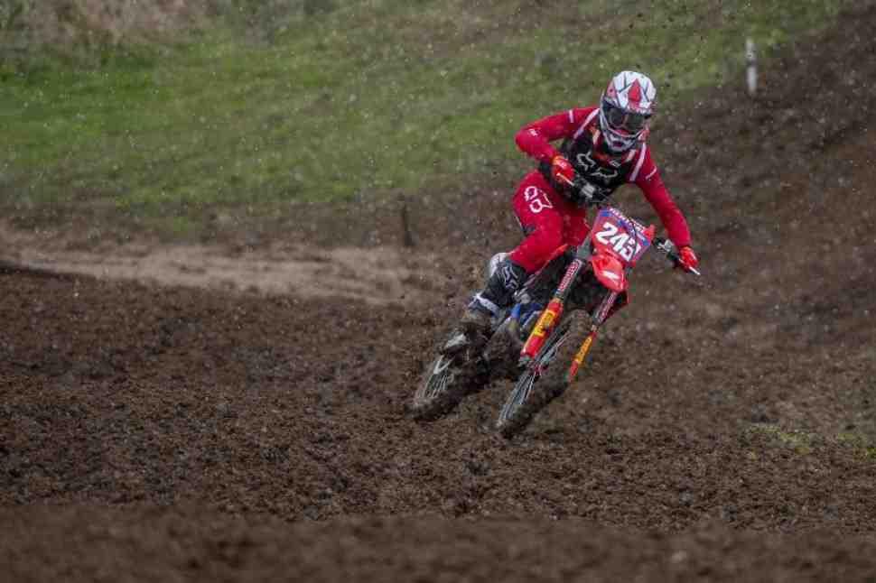 Мотокросс MXGP: Гран-При Великобритании - результаты субботы