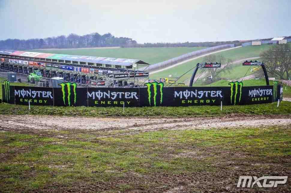 Мотокросс MXGP: видео субботних тренировок Гран-При Великобритании