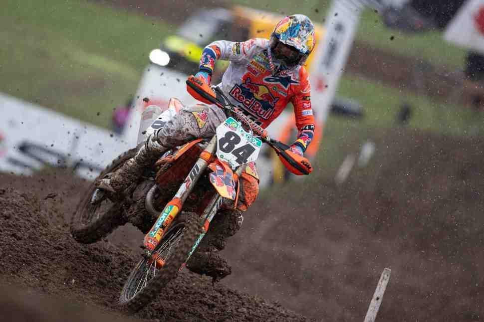 Мотокросс: результаты Гран-При Великобритании MXGP/MX2