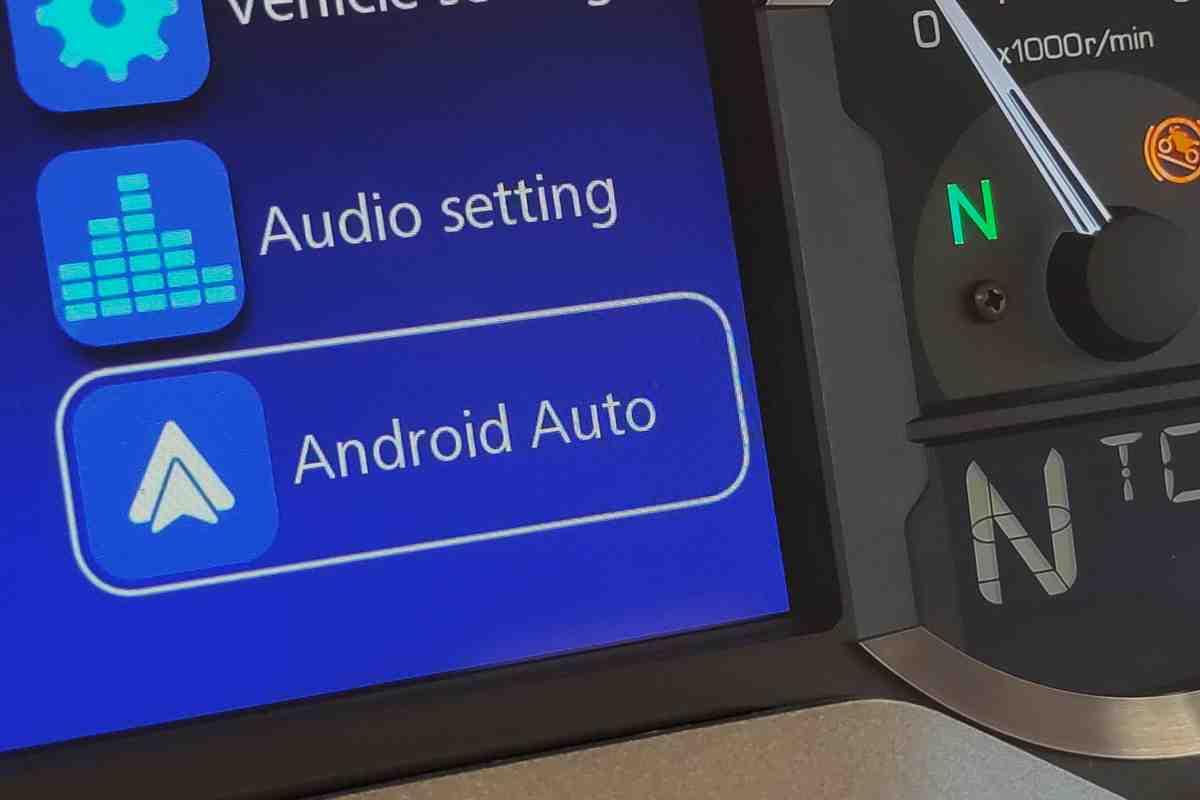 Android Auto ������ ����� �������� ������ �������������� ������� ���������� Honda