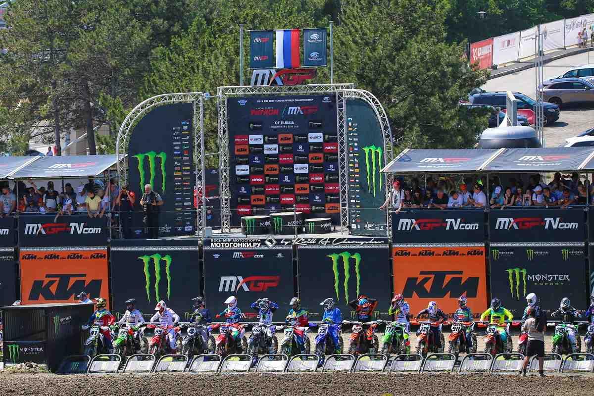 Большие перемены в календаре MXGP 2021: Чемпионат мира по мотокроссу стартует в России
