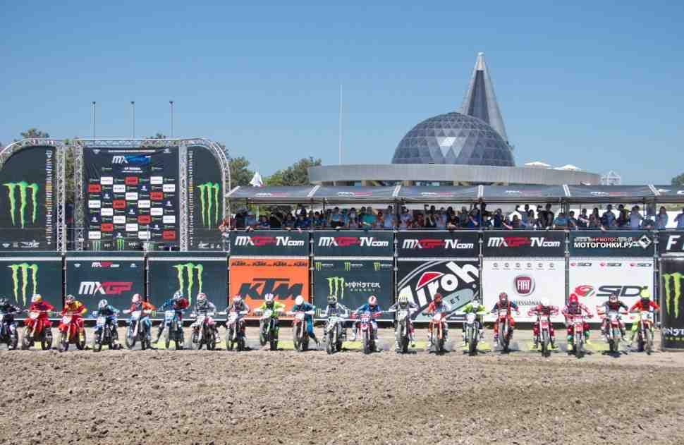 В чемпионате Европы по мотокроссу EMX250 смена лидера - результаты 3 этапа, Орленок