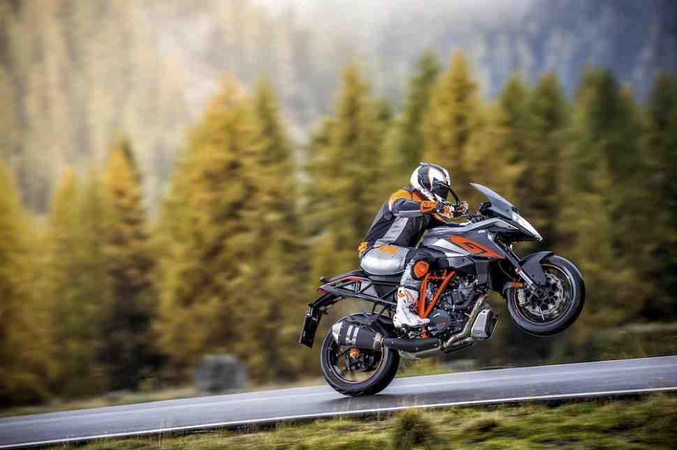 Австрия закроет альпийские дороги для мотоциклов с громким выхлопом
