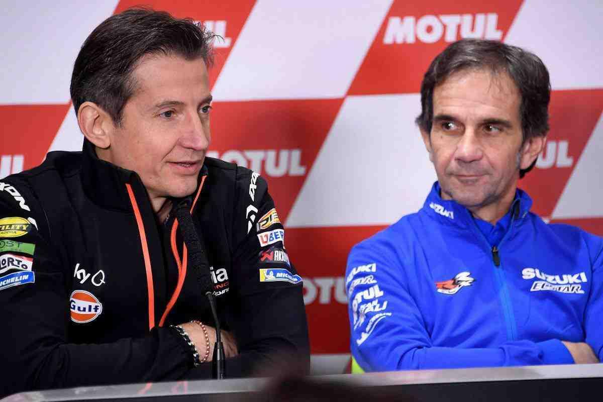 MotoGP: Дедлайн наступил - Aprilia Racing и Suzuki вступят в 2022 год без саттелитов