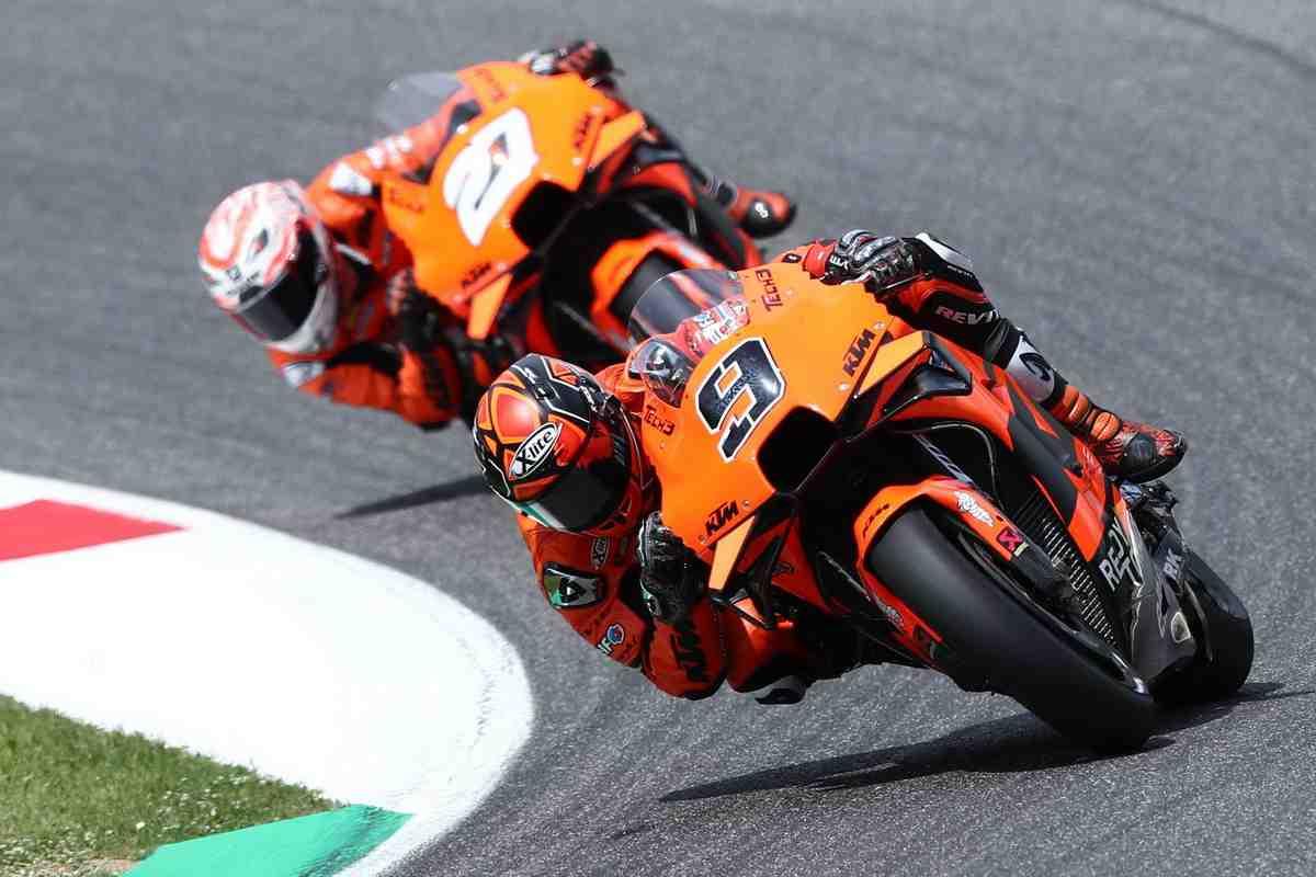 MotoGP: Tech 3 KTM Factory Racing будет обновлена полностью в 2022 - Петруччи не продлили контракт