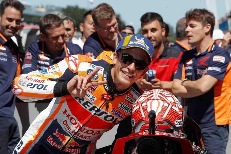 MotoGP: Результаты Гран-При Нидерландов - DutchTT