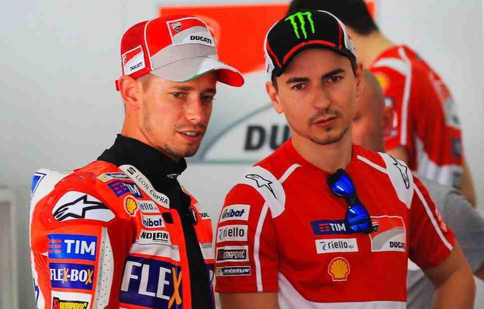 Психология MotoGP: почему так важно, чтобы за пилотом стоял опытный наставник
