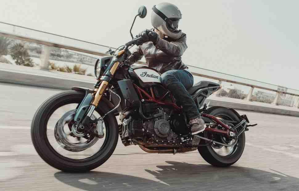 INTERMOT представил «убийцу» Ducati Scrambler