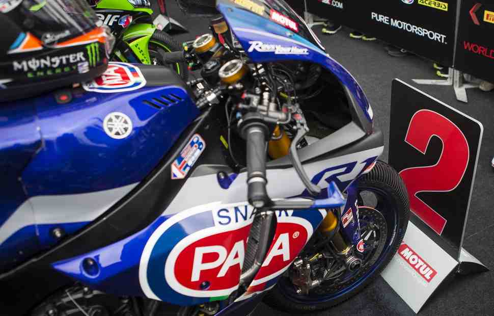 WorldSBK: ��� ������ ����� ���������� ������ PATA Yamaha ����� Magny-Cours?