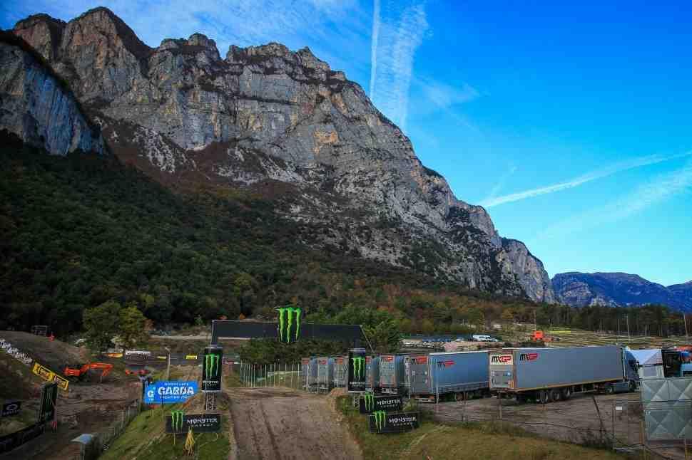 Мотокросс MXGP: расписание и онлайн хронометраж Гран-При Трентино (Италии)