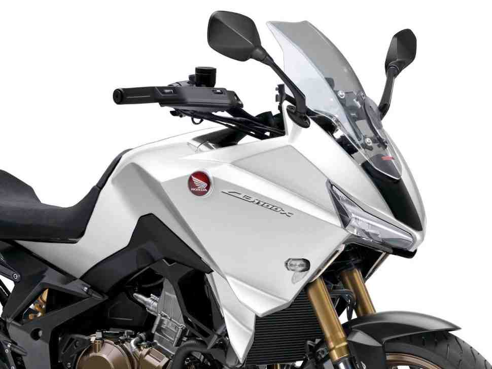 ������� 2022 ���� - Honda CB1100X ��� NT1100?