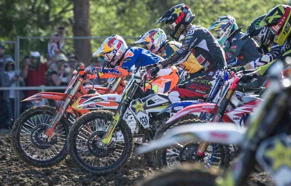 Новый календарь чемпионата мира по мотокроссу MXGP 2021: старт сезона перенесли на май