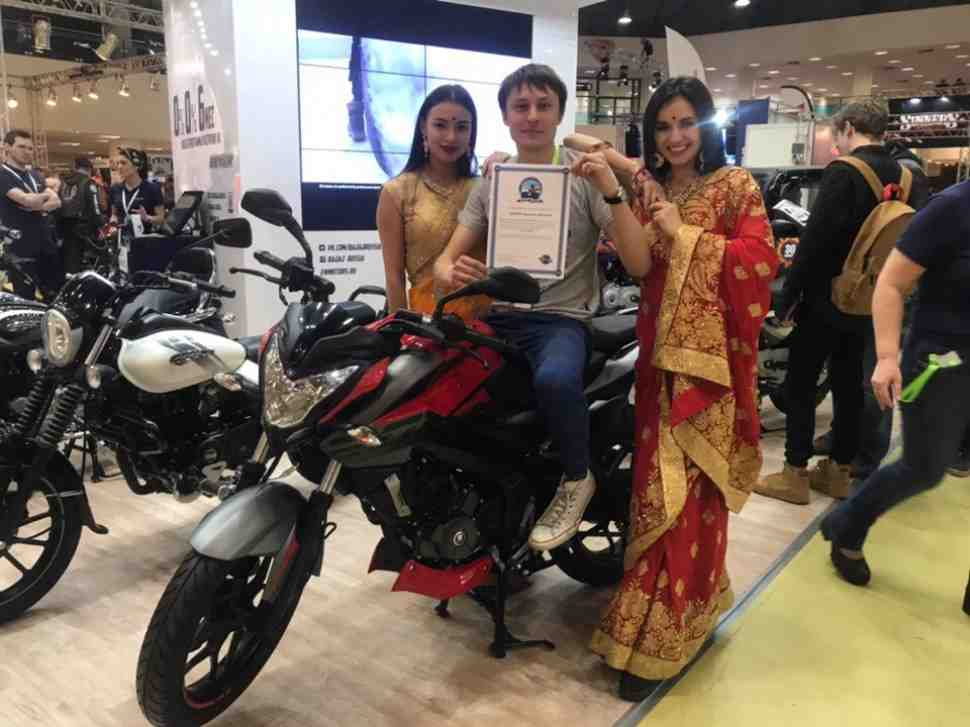 IronButt: 2000км за 24 часа на 200-кубовом мотоцикле Bajaj Pulsar!