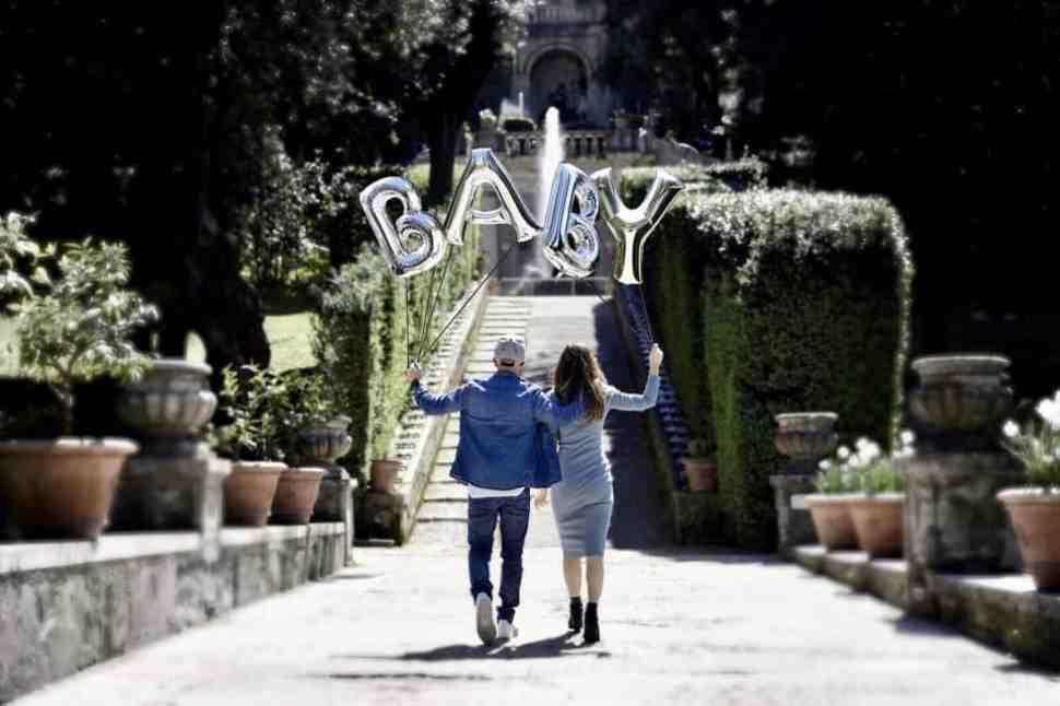Мотокросс: у чемпиона мира Антонио Кайроли и Джилл скоро родится сын