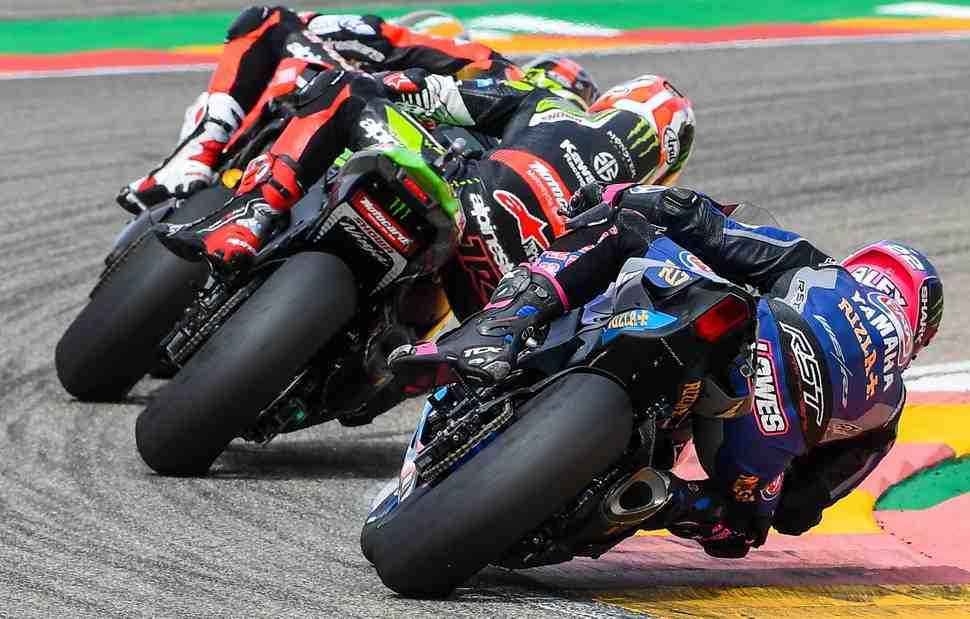 WSBK: ���������� - Ducati ���������� ������� ����� ������ � ������