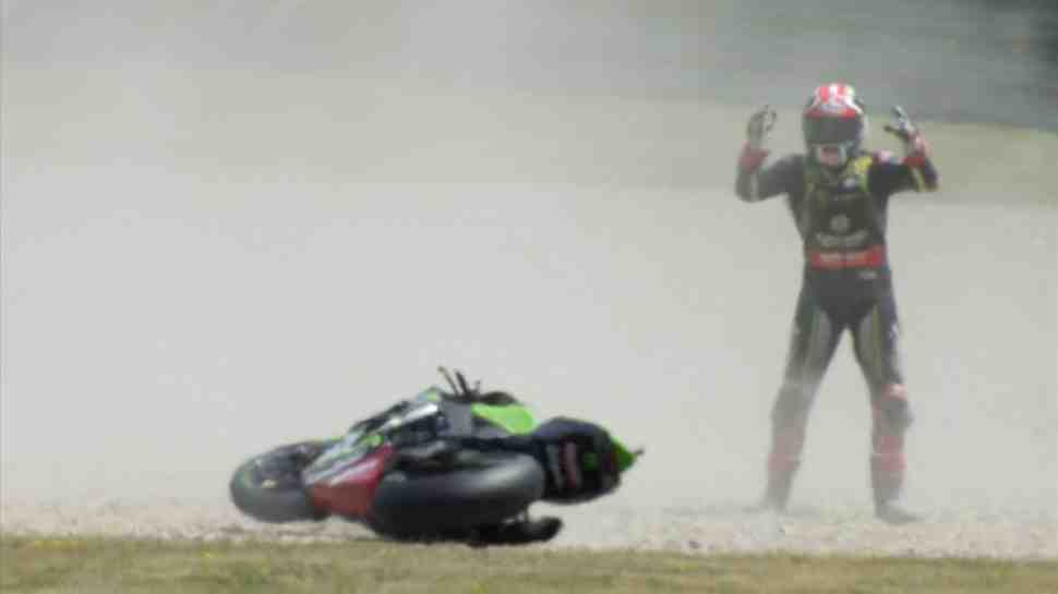 WSBK: Сайкс не дал Рэю и Kawasaki насладиться триумфом в Брно - видео