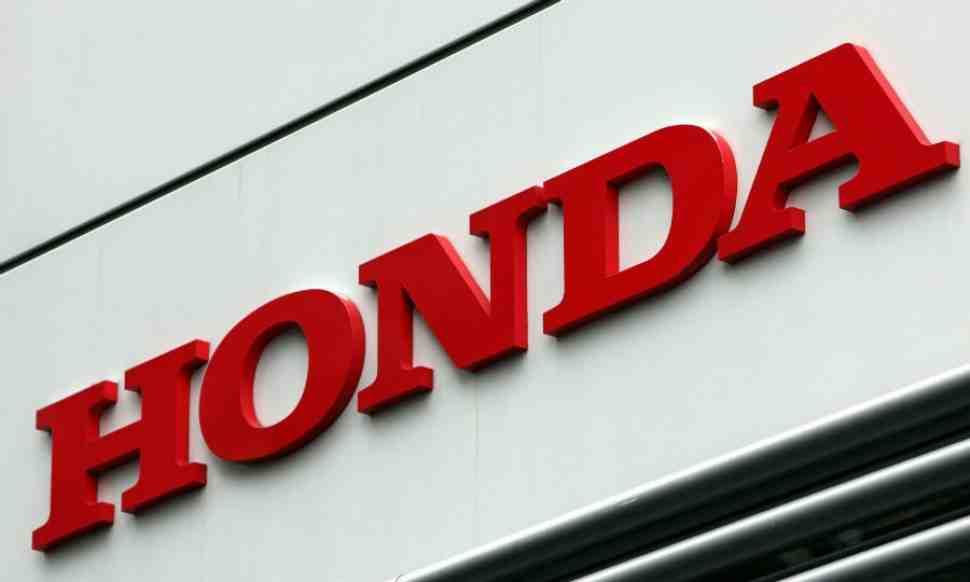 ������ �������� ��������� ���� Honda Motor Co