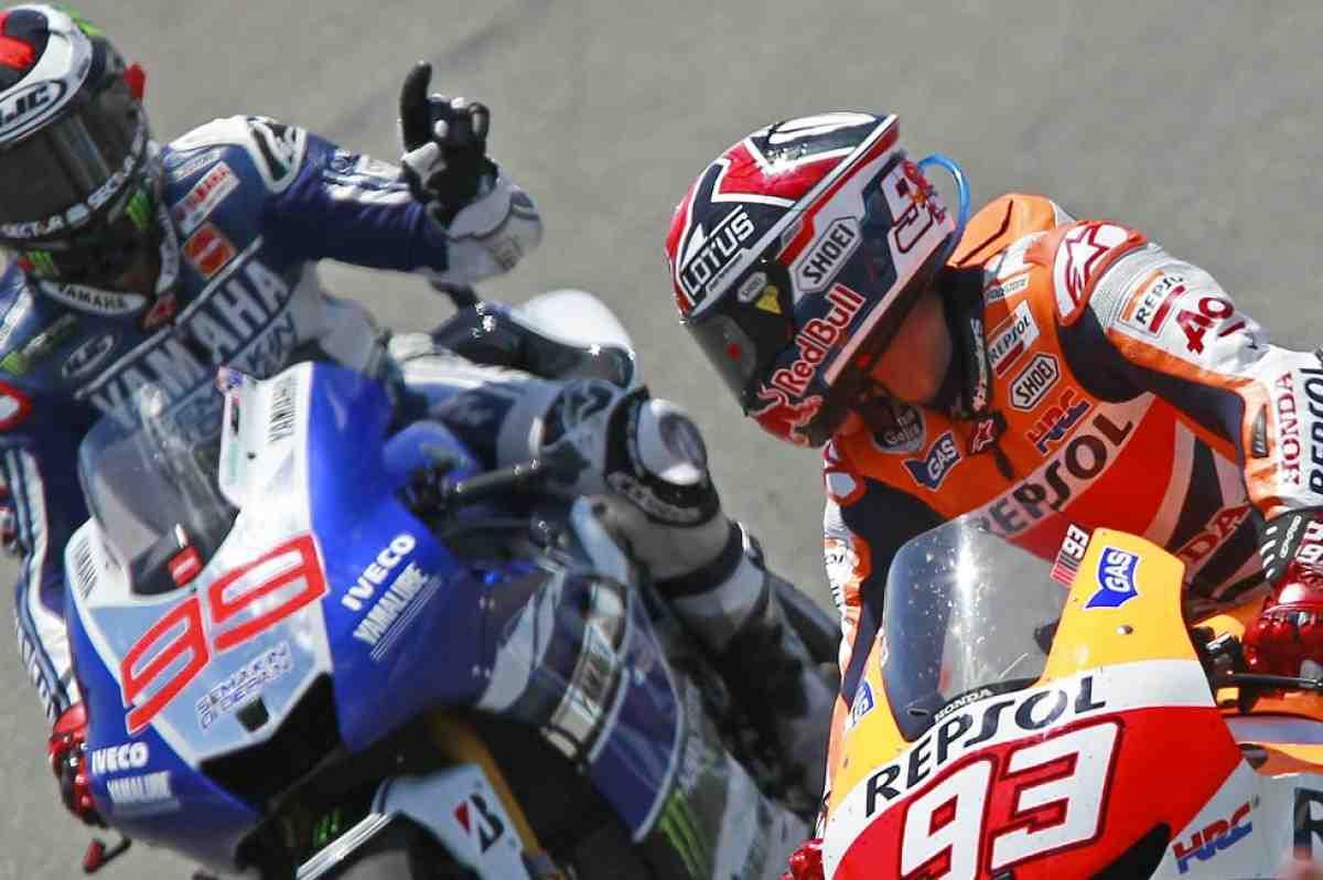 MotoGP: Лоренцо - Куартараро крепкий орешек, но Маркес все равно круче