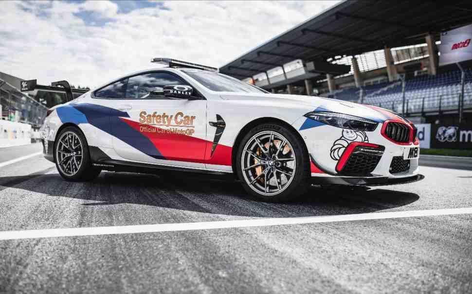 BMW M взяла титульное спонсорство Гран-При Штирии по MotoGP: история отношений двух брендов