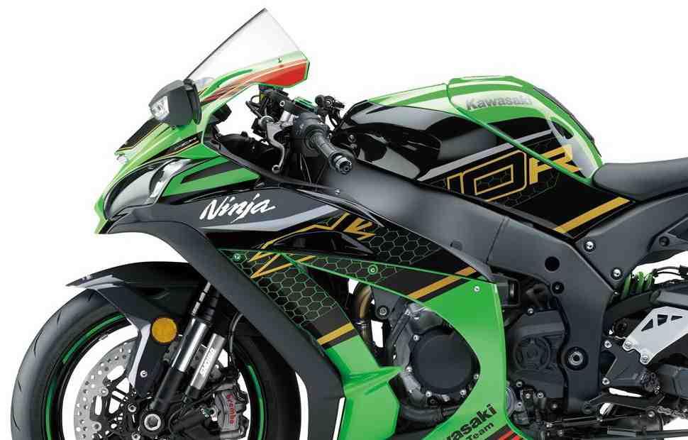 Kawasaki приостановила продажи мотоциклов в Европе из-за неожиданной проблемы