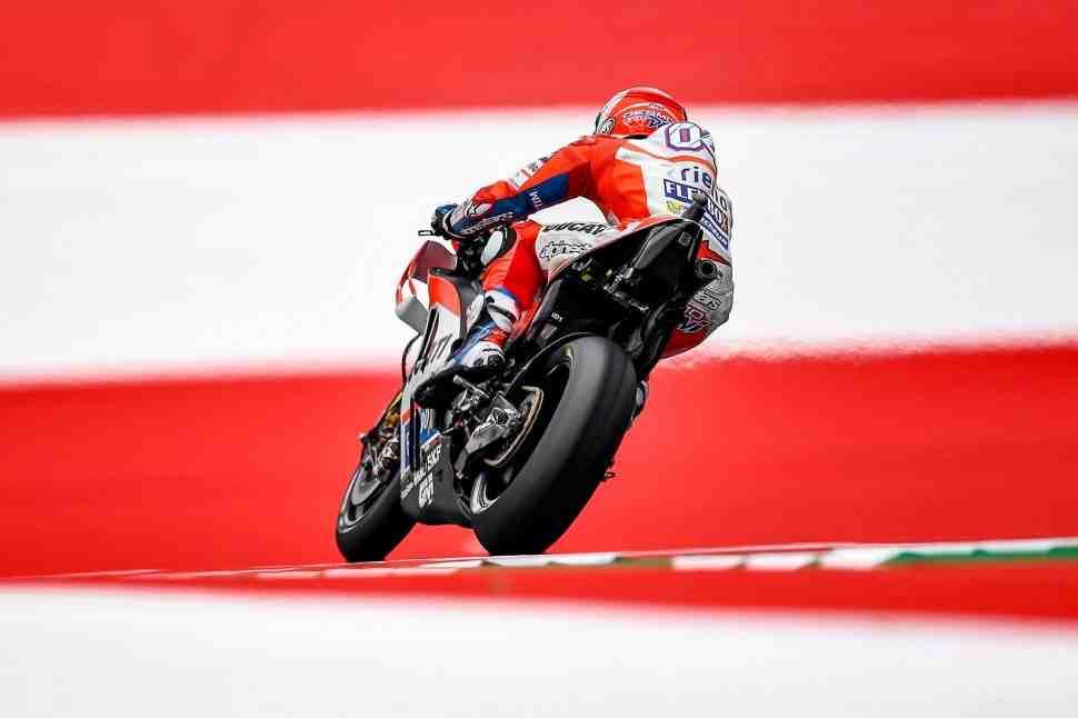 MotoGP: Факты скорости - Что делает Red Bull Ring таким удачным для Ducati?
