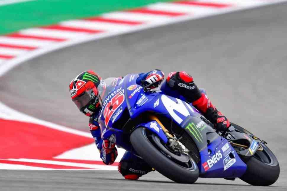 MotoGP: Виньялес вынес вердикт по итогам первого дня Гран-При Австрии - No chance...