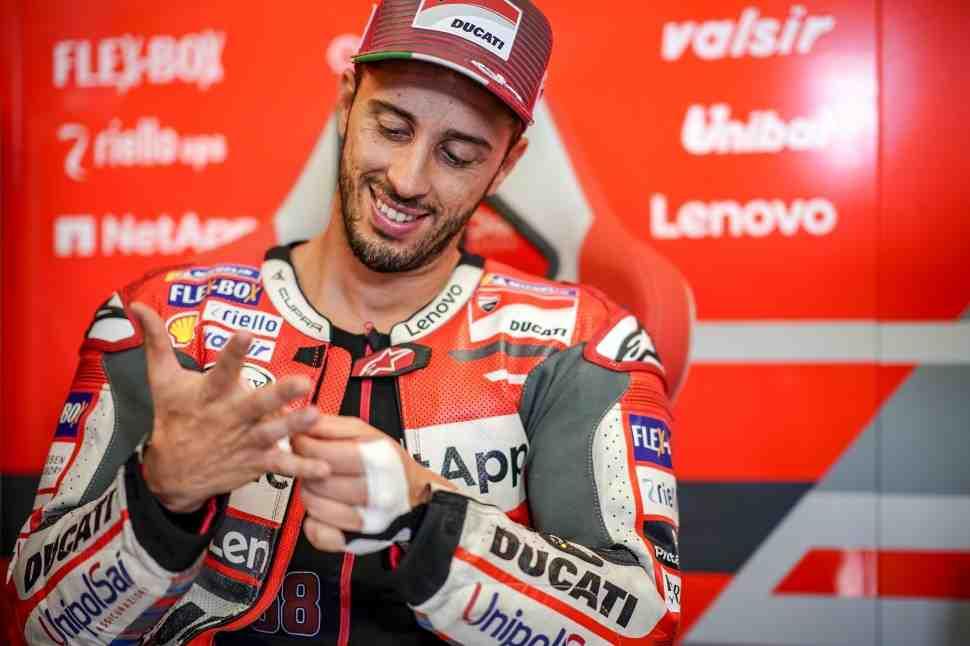 MotoGP: Довициозо одержал идеальную победу в Мизано - анализ Гран-При Сан-Марино