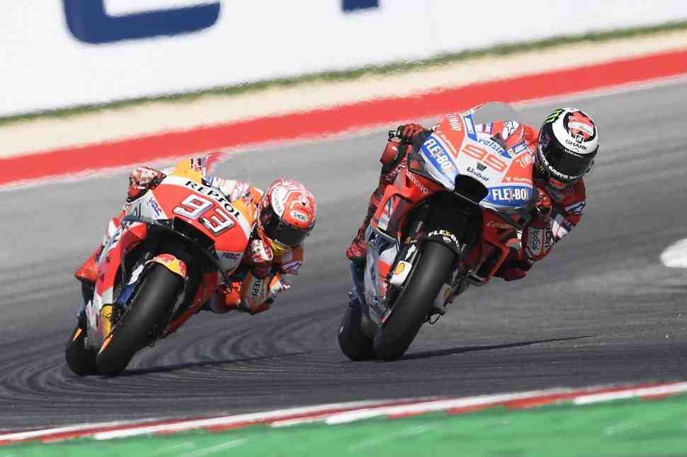 MotoGP: Чисто по Стоунеру - Лоренцо и одна Амбиция, перевесившая талант