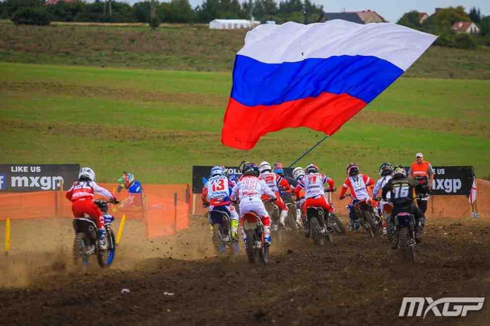 Женский мотокросс Европейских Наций 2018: россиянки заняли 6-е место