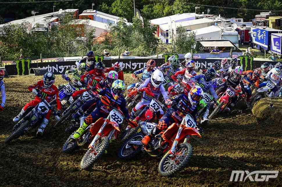 Мотокросс MXGP/MX2: Гран-При Città di Faenza (Италии) - результаты и положение в ЧМ