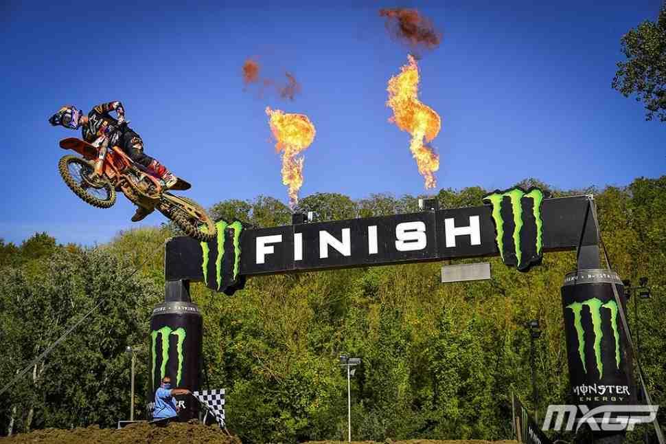 Мотокросс: видео 7-го этапа чемпионата Мира MXGP